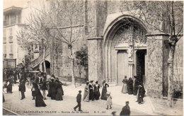 SAINT JEAN DE LUZ - Sortie De La Messe     (90521) - Saint Jean De Luz