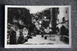 SAN SEBASTIAN - Interior Del Castillo De Carlos V ( Patio) - Guipúzcoa (San Sebastián)