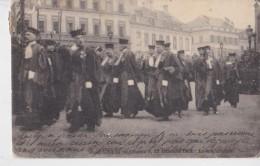 BRUXELLES FUNERAILLES D LEOPOLD II   LA MAGISTRATURE - Funérailles