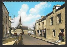 MALANSAC Rue Du Centre (Gaby) Morbihan (56) - France