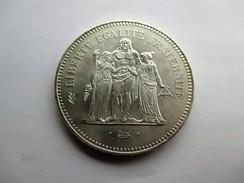 Frankrijk 50 Francs, 1979  Hercules - France