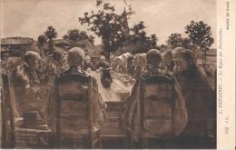 LE REPAS DES FUNERAILLES - Léon Frédéric - Musée Des Beaux-Arts De Gand. - Gent