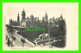 OTTAWA, ONTARIO - PARLIAMENT BUILDINGS (ERREUR DE TEXTE) - IMPERIAL SERIES - PICTURE POSTCARD CO - - Ottawa