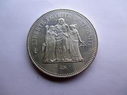 Frankrijk 50 Francs, 1978  Hercules - Frankrijk