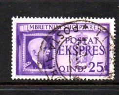 SS3066 - ALBANIA 1940 , Espressi N. 271 Usato - Albania