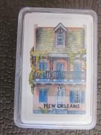 Jeux De Cartes JEU De 52 CARTE+JOKER-NEUF Publicité édité SERVICE PUBLICITAIRE  NEW-ORLEANS UNITED STATES OF AMERICA - Playing Cards (classic)