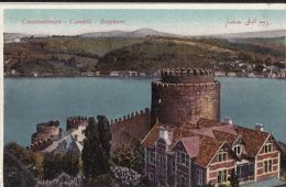 48572- ISTANBUL- THE BOSPHORUS STRAIT, KANDILLI QUARTER - Turchia