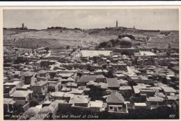 JERUSALEM - GENERAL VIEW @ MOUNT OF OLIVES - Palestine