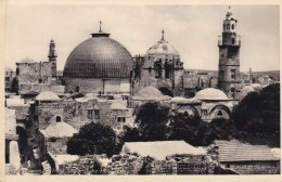 JERUSALEM -  CHURCH OF THE HOLY SEPULCHRE - Palestine