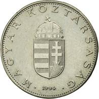 Hongrie, 10 Forint, 1994, TTB, Copper-nickel, KM:695 - Hungary
