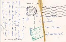 1967 POSTAGE DUE CANCELLATION - Portomarken