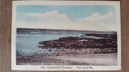 Plozevet.vue Sur La Mer. Rivière-bureau N °3759 - Plozevet