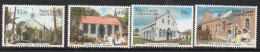 2000 St. Lucia Christmas Church Complete Set Of 4   MNH - St.Lucia (1979-...)