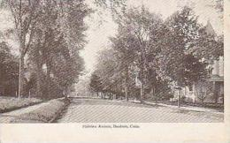 Connecticut Danbury Fairview Avenue
