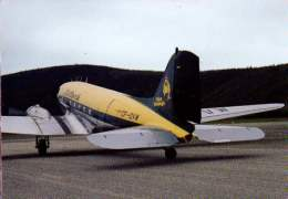 DC3 Air North DC 3 CF-OVW Airplane  DC-3 - 1946-....: Era Moderna