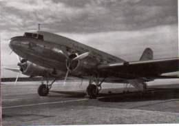 DC3 ANA Australian National Ariways DC 3 VH.INC Airplane  DC-3 - 1946-....: Moderne