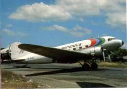 DC3 Air Aeronica DC 3 YN-BVK Airplane  DC-3 - 1946-....: Moderne