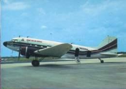 DC3 Smilin Jack Air Service DC 3 N600NA Airplane  DC-3 - 1946-....: Moderne