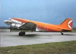 Douglas C-47 Dakota/Skytrain CP Air Lines  C 47a  CF-CRX Airplane - 1946-....: Moderne
