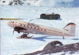DC3 Boreal Air Lines  DC 3  Airplane  C-FQBC DC-3 - 1946-....: Moderne