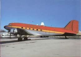DC3 Flite Services Ariways DC 3 N99FS Airplane  DC-3 - Aerei