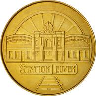 Belgique, Medal, Station Leuven, Railway, SUP, Bronze - Other