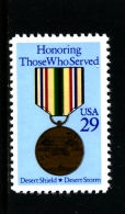 UNITED STATES/USA - 1991  DESERT STORM  MINT NH - Unused Stamps