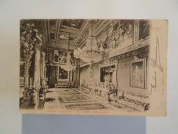 POSTCARD & STAMP ITALY ITALIA ITALIE ROMA ROME PALAZZO QUIRINALE PALACE PALAIS YEAR 1900 - Roma