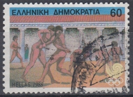 Grecia 1988 Nº 1672 (Tipo A) Usado - Grecia