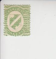 Noord-Ingermanland Michel-cataloog 1 * - 1919 Occupation Finlandaise