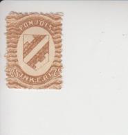 Noord-Ingermanland Michel-cataloog 3 * - 1919 Occupation Finlandaise