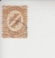 Noord-Ingermanland Michel-cataloog 3 Gestempeld - 1919 Occupation Finlandaise