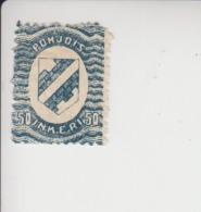 Noord-Ingermanland Michel-cataloog 4 * - 1919 Occupation Finlandaise