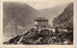 VERRES  , Castello - Italien