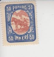 Noord-Ingermanland Michel-cataloog 10 * - 1919 Occupation Finlandaise