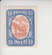 Noord-Ingermanland Michel-cataloog 10 ** - 1919 Occupation Finlandaise