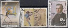 Grecia 1994 Nº 1841/43 Usado - Grecia