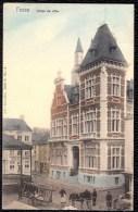 FOSSE ( FOSSES LA VILLE ) - Hôtel De Ville ---avec Simple Circle Au Dos - Fosses-la-Ville