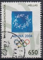 Grecia 2000 Nº 2038 Usado - Grecia