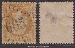 GC 665 (Buchy, Seine-Inférieure (74)), Cote 9€ - 1849-1876: Classic Period