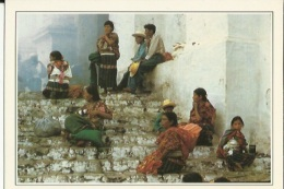 Guatemala   Chichicastenango....Voir Scan Au Verso - Guatemala
