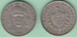 1990-MN-105 CUBA. 3$ 1990 ERNESTO CHE GUEVARA. - Cuba