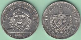 1992-MN-105 CUBA. 3$ 1992 ERNESTO CHE GUEVARA. - Cuba