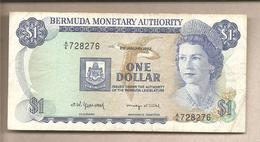 Bermuda - Banconota Circolata Da 1 Dollaro - 1982 - Bermude
