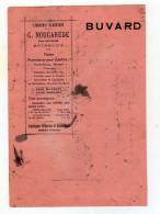 Sept16   76439  Buvard   Librairie   Nougaréde   Soisson - Papeterie