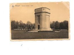 WAREGEM  American Cemetery Kapel - Waregem