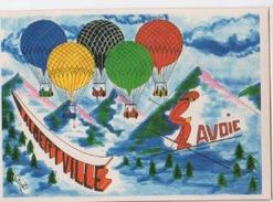 Editions Des  Escargophiles - JO ALBERTVILLE - GERARD ROBIN - Collection 1992 N°4 - Cartes Postales