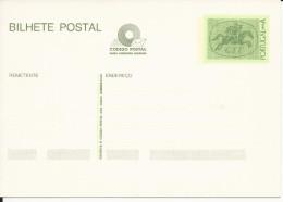 Entier Postal CTT Serie A - Postal Stationery