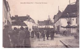 Saulieu - Place Des Terreaux - Saulieu