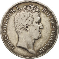 France, Louis-Philippe, 5 Francs, 1831, Paris, TB, Argent, KM:735.1, Gadoury:676 - J. 5 Francs